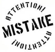 How to Avoid Some Common Misinterpretations