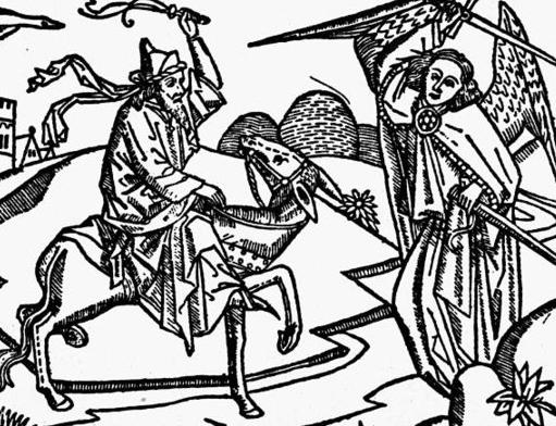 Balaam, Evil Genius